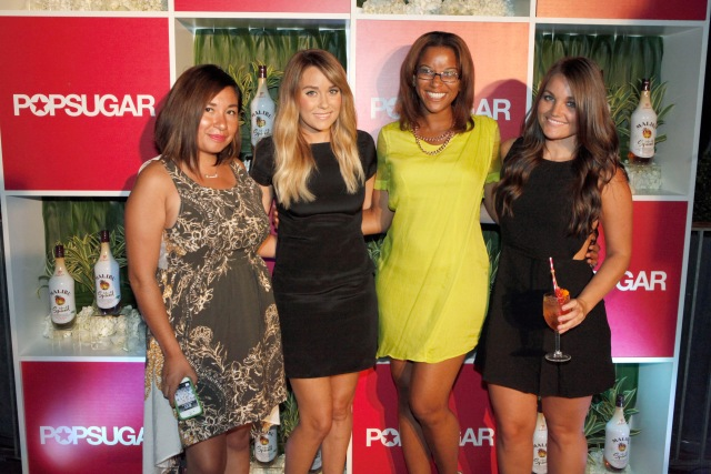 Malibu Island Spiced Summer Soiree With Lauren Conrad Hosted By POPSUGAR