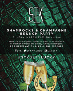 STK brunch