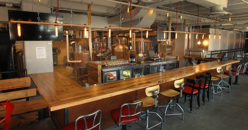 DBC lower taproom