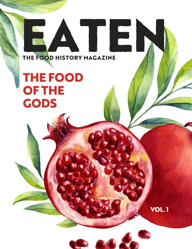 Eaten Volume 1 Cover